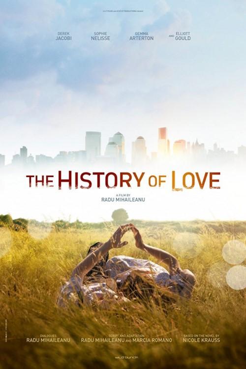 دانلود فیلم The History Of Love 2016